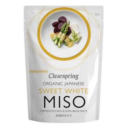 Shiro Miso aus weißem Reis und Sojabohnen