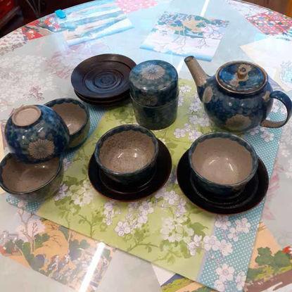 Teeservice für 5 Personen