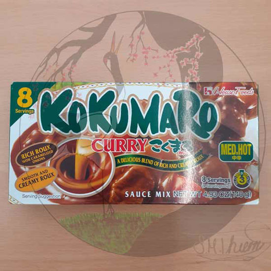 Currypaste KoKomaRo