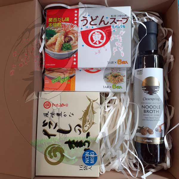 Oyu Präsentbox, gepackt
