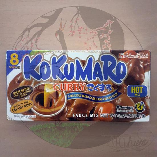 Currypaste KoKomaRo Scharf