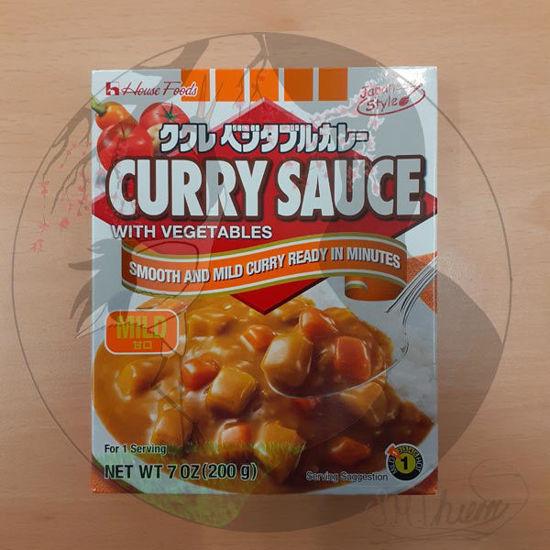 Currysauce Kukure mild