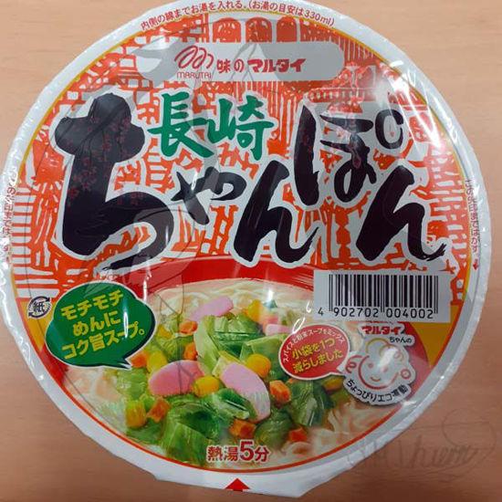 Nagasaki Champon Instant Noodle Cup