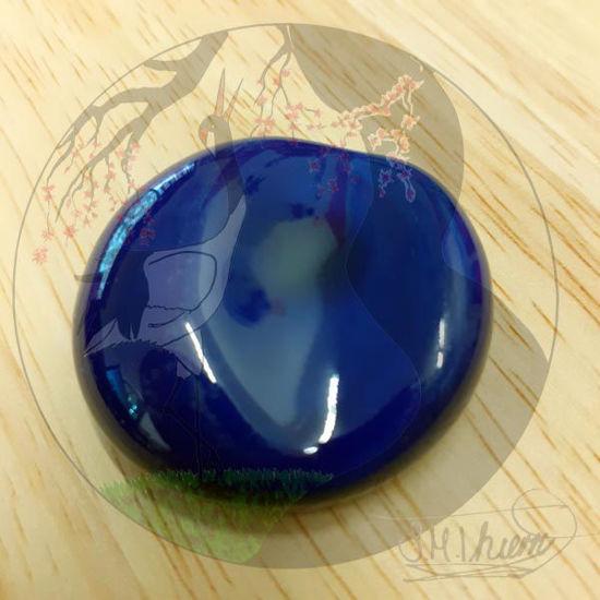 Hashioki - Blauer Stein