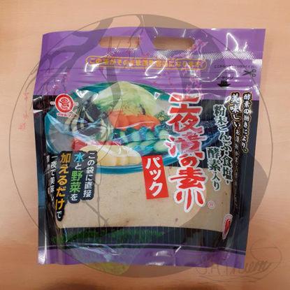 Nuka, gewürzte Reiskleie