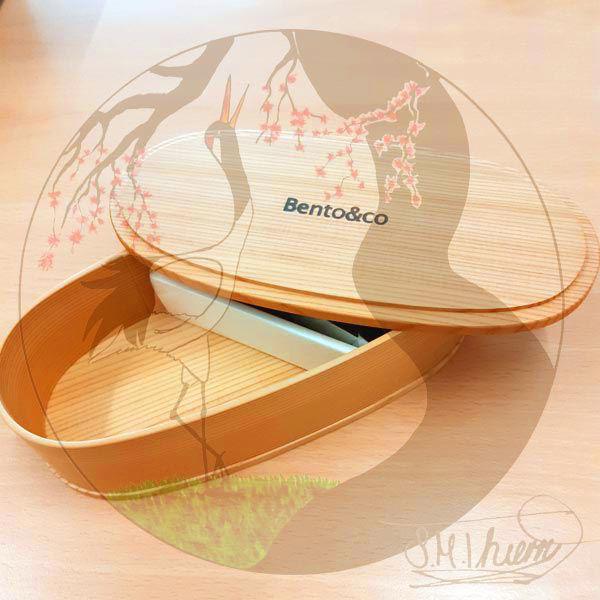 Magewappa Bentobox Original, Innen+ Deckel Unterseite