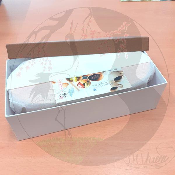 Magewappa Bentobox Original, Verpackung offen