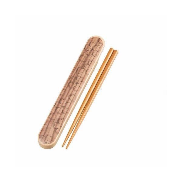 Hashi, 18cm, mit Box (Sakura Motiv) 2